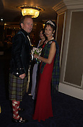 David Campbell and Iona Duchess of Argyll, The Royal Caledonian Ball 2004. Grosvenor House, 21 May 2004. ONE TIME USE ONLY - DO NOT ARCHIVE  © Copyright Photograph by Dafydd Jones 66 Stockwell Park Rd. London SW9 0DA Tel 020 7733 0108 www.dafjones.com
