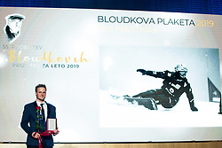 Tim Mastnak at 55th Annual Awards of Stanko Bloudek for sports achievements in Slovenia in year 2018 on February 4, 2020 in Brdo Congress Center, Kranj , Slovenia. Photo by Grega Valancic / Sportida