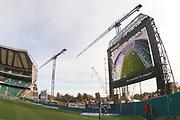 2005 Rugby, Investec Challenge, England vs Australia, Twickenham Stadium, South Stand development, RFU Twickenham, ENGLAND:     12.11.2005   © Peter Spurrier/Intersport Images - email images@intersport-images..