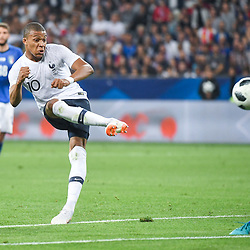 Kylian Mbappe of France during the International Friendly match between France and Italy at Allianz Riviera Stadium on June 1, 2018 in Nice, France. (Photo by Anthony Dibon/Icon Sport)