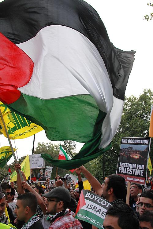 Al Quds Day March through London