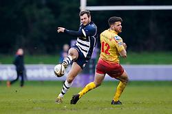 - Mandatory byline: Rogan Thomson/JMP - 17/01/2016 - RUGBY UNION - Clifton Rugby Club - Bristol, England - Scarlets Premiership Select XV v Bristol Rugby - B&I Cup.
