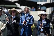 August 14-16, 2012 - Pebble Beach / Monterey Car Week. Stephan Winkelmann, CEO of Lamborghini
