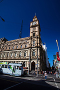 Melbourne GPO, Melbourne General Post Office, Australia