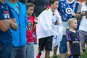MLS Soccer Celebration <br /> Soldier Field