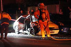 Tauranga-One seriously injured in crash on Ocean Beach Road