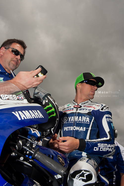 2011 MotoGP World Championship, Round 3, Estoril, Portugal, 1 May 2011, Ben Spies