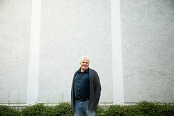 Portrait of Pavle Ravhohrib, famous Slovenian movie and theatre actor, on October 12, 2019 in Ljubljana, Slovenia. Photo by Vid Ponikvar / Sportida