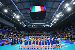 INNO<br /> ITALIA - SERBIA<br /> PALLAVOLO VNL VOLLEYBALL NATIONS LEAGUE 2019<br /> MILANO 21-06-2019<br /> FOTO GALBIATI - RUBIN