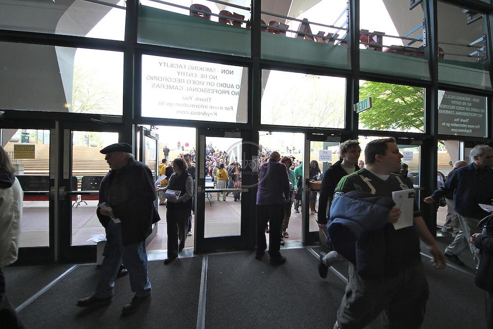 Seattle Opera Simulcast of Madama Butterfly at Key Arena
