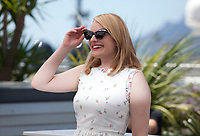 Actress Elisabeth Moss at the The Square film photo call at the 70th Cannes Film Festival Saturday 20th May 2017, Cannes, France. Photo credit: Doreen Kennedy