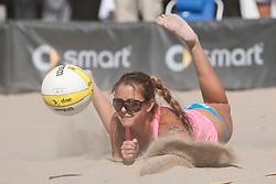 Hermosa Beach, CA - 2013 10.  Brooke Sweat. Photo by Wally Nell