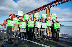 Pictured: Co leaders Lorna Slater and Patrick Harvie presented their party's candidates for ythe upcoming election<br />