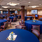 Master Builders Association banquet room. Photo by Alabastro Photography.
