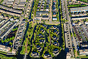 Nederland, Noord-Holland, Gemeente Purmerend, 13-06-2017; nieuwbouwwijk Weidevenne.<br /> Purmerend, small city north of Amsterdam w new residential quarters<br /> <br /> luchtfoto (toeslag op standard tarieven);<br /> aerial photo (additional fee required);<br /> copyright foto/photo Siebe Swart