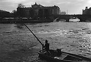 Håvfiske på Norrström