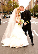 New York Bride and Groom