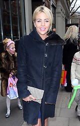 Lydia Rose Bright attends the launch screening of 'Sofia the First' at May Fair Hotel in London, UK. 22/02/2013<br />BYLINE MUST READ : GOTCHAIMAGES.COM<br /><br />Copyright by © Gotcha Images Ltd. All rights reserved.<br />Usage of this image is conditional upon the acceptance <br />of Gotcha Images Ltd, terms and conditions available at<br />www.gotchaimages.com