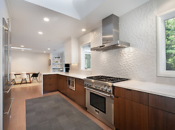 3553 Nellie Curtis Modern Home kitchen