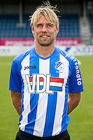 EINDHOVEN - Persdag FC Eindhoven , Voetbal , Seizoen 2015/2016 , Jan Louwers stadion , 22-07-2015 , Ivo Rossen