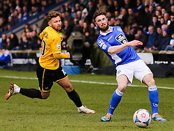 Bristol Rovers' Matt Taylor in action - Photo mandatory by-line: Neil Brookman/JMP - Mobile: 07966 386802 - 28/03/2015 - SPORT - Football - Macclesfield - Moss Rose - Macclesfield Town v Bristol Rovers - Vanarama Football Conference