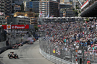 MOTORSPORT - F1 2013 -  GRAND PRIX OF MONACO / GRAND PRIX DE MONACO - MONTE CARLO (MON) - 23 TO 26/05/2013 - PHOTO  ALEXANDRE GUILLAUMOT / DPPI - 10 HAMILTON LEWIS (GBR) - MERCEDES GP MGP W04 - ACTION