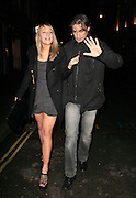 01.FEBRUARY.2011. LONDON<br /> <br /> CHLOE MADELEY WITH CUTS AND BRUISES ON HER LEGS ATTENDING THE DANCING ON ICE PARTY AT BUNGALOW 8 IN CENTRAL LONDON<br /> <br /> BYLINE: EDBIMAGEARCHIVE.COM<br /> <br /> *THIS IMAGE IS STRICTLY FOR UK NEWSPAPERS AND MAGAZINES ONLY*<br /> *FOR WORLD WIDE SALES AND WEB USE PLEASE CONTACT EDBIMAGEARCHIVE - 0208 954 5968*