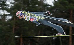 04.01.2014, Bergisel Schanze, Innsbruck, AUT, FIS Ski Sprung Weltcup, 62. Vierschanzentournee, Probesprung, im Bild Andreas Kofler (AUT) // Andreas Kofler of Austria during Trial Jump of 62nd Four Hills Tournament of FIS Ski Jumping World Cup at the Bergisel Schanze, Innsbruck, Austria on 2014/01/04. EXPA Pictures © 2014, PhotoCredit: EXPA/ Peter Rinderer