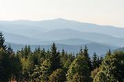 Berge Nationalpark, Bayerischer Wald, Bayern, Deutschland | hills national park, Bavarian Forest, Bavaria, Germany