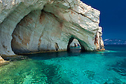 Zakynthos island in Greece