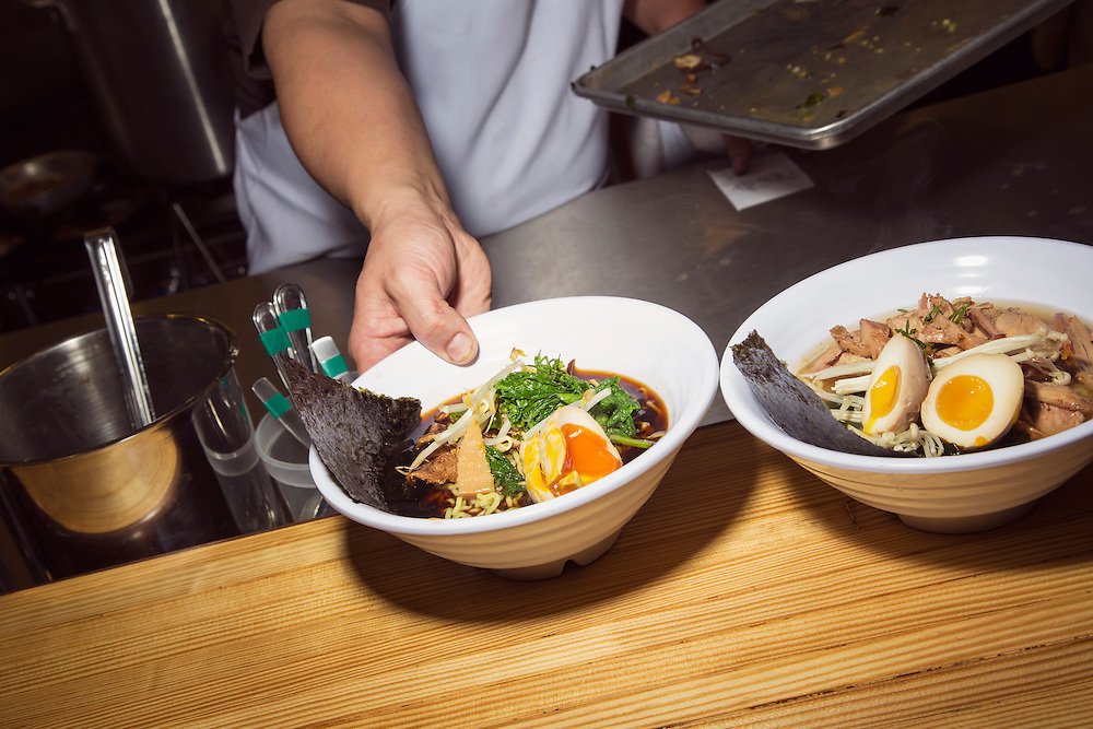 Dash is a traditional Japanese ramen shop and izakaya located at 415 East Chapel Hill Street, Durham, NC 27701. More at www.dashiramen.com