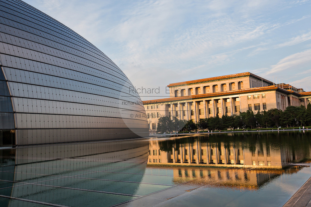 National Centre for Performing Arts in Beijing, China