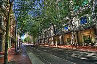 Morrison Street, Downtown Portland