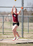 April 4, 2009: The Oklahoma Christian University Eagles host the Ray Vaughn Track Classic to open their outdoor track season.