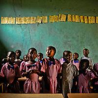 Children from Rwanda.