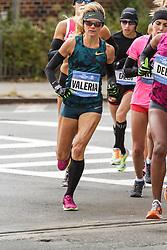 NYC Marathon, Straneo