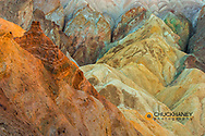Golden Canyon in Death Valley National Park, California, USA