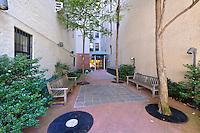 Courtyard at 200 Mercer Street