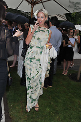 The HON.SOPHIA HESKETH at the annual Serpentine Gallery Summer Party sponsored by Burberry held at the Serpentine Gallery, Kensington Gardens, London on 28th June 2011.