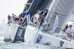 Third day of inshore racing, Offshore World Championship, the Netherlands, Thursday 19th of July 20188