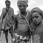Erbore Tribe, Omo River Valley, South Ethiopia, Africa