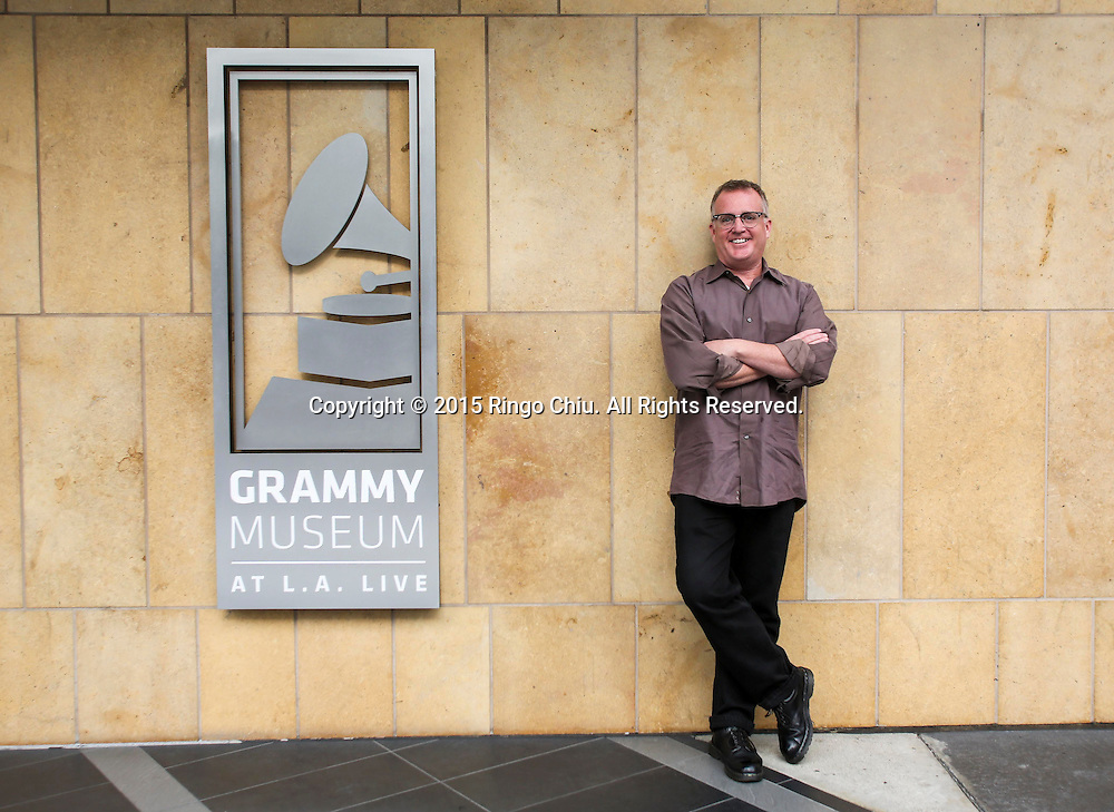 Chris Morrison, traveling exhibitions manager of Grammy Museum.(Photo by Ringo Chiu/PHOTOFORMULA.com)<br /> Usage Notes: This content is intended for editorial use only. For other uses, additional clearances may be required.