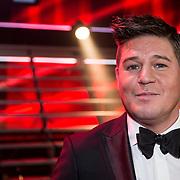NLD/Hilversum/20131220 - Finale The Voice of Holland 2013, presentator Martijn Krabbe