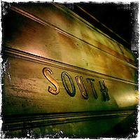 2013 March 10:  Malibu Winery location wine art.  SOUTH.  iPhone Hipsta