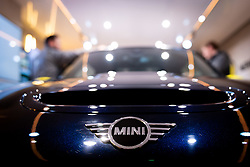 General views during the Electric Mini Cooper Reveal Showcase at ALD Automotive - Ryan Hiscott/JMP - 27/11/2019 - PR - ALD Automotive - Bristol, England - Electric Mini Cooper Showcase