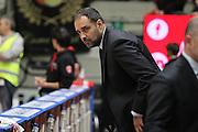 DESCRIZIONE: Varese Lega A 2015/16 <br /> Openjobmetis Varese vs Obiettivo Lavoro Bologna<br /> GIOCATORE: Paolo Moretti<br /> CATEGORIA: pregame<br /> SQUADRA: Openjobmetis Varese<br /> EVENTO: Campionato Lega A 2015-2016<br /> GARA: Openjobmetis Varese Obiettivo Lavoro Bologna<br /> DATA: 22/11/2015<br /> SPORT: Pallacanestro<br /> AUTORE: Agenzia Ciamillo-Castoria/A. Ossola<br /> Galleria: Lega Basket A 2015-2016<br /> Fotonotizia: Varese Lega A 2015-16 <br /> Openjobmetis Varese Obiettivo Lavoro Bologna