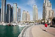 Dubai Marina on Friday, December 12, 2010, Dubai, UAE Archive of images of Dubai by Dubai photographer Siddharth Siva