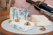 italian gorgonzola cheese varieties: strong,with mascarpone and creamy on board.
