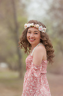 Girls Senior Portrait by Kristina Cilia Photography of Vacaville