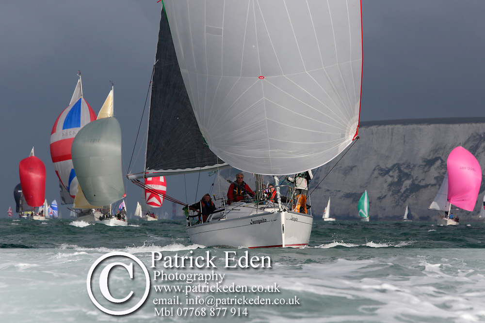 2017, July 1, Round the island Race, Round the Island Race, UK, Isle of Wight, Cowes, K 8408, GBR 9450R, INCOGNITO,